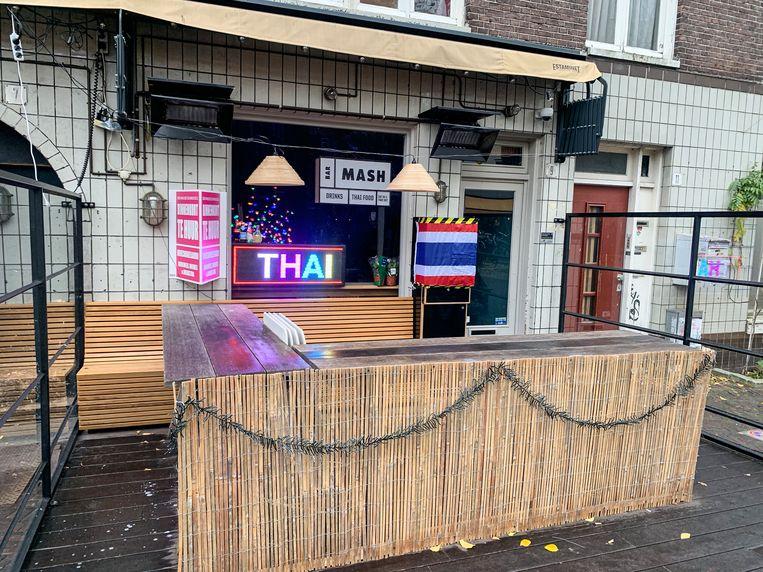 Bar Mash. Beeld Verena Verhoeven / Het Parool