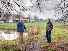 Joep (88) en Jan (77) hebben niks tegen nieuwbouw in Achterveld: 'Natuur is mooi, maar je moet het niet overdrijven'