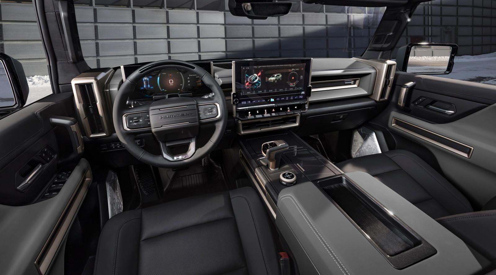 De Hummer keert terug als elektrische SUV.