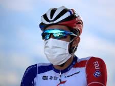 """Le Français Thibaut Pinot forfait pour les Mondiaux de cyclisme: """"Son dos le fait trop souffrir"""""""