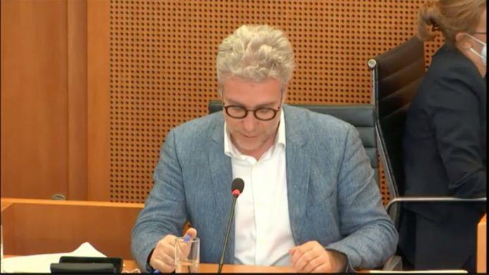 Alain Maron geeft uitleg over de corona-aanpak van de Brusselse regering