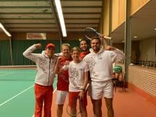 13-jarig (!) tennistalent Boogaard maakt eredivisiedebuut bij Lewabo: 'Mijn competitie is soms te makkelijk'