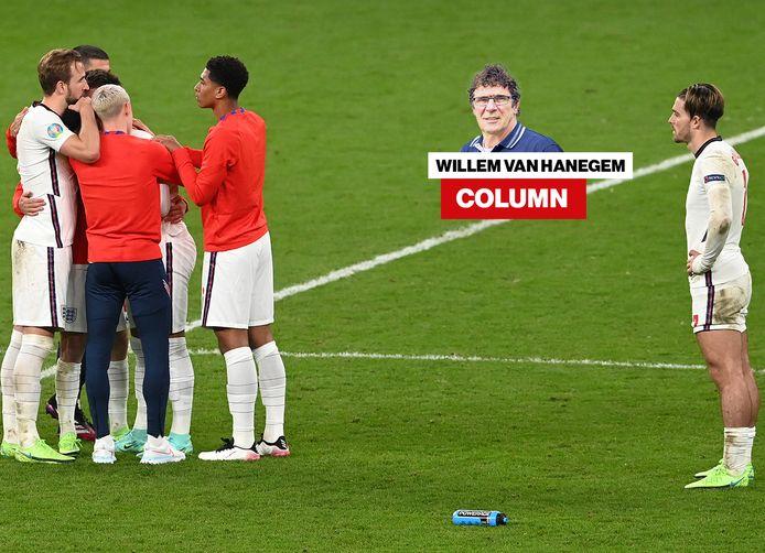 Engeland treurt.