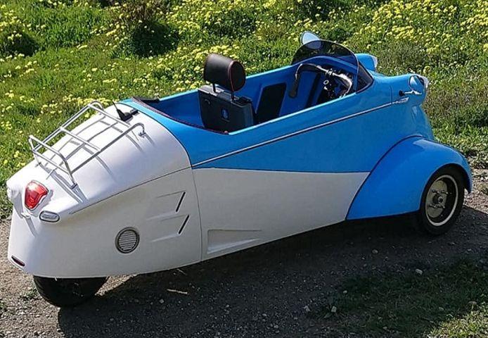 De Messerschmitt van 2021.