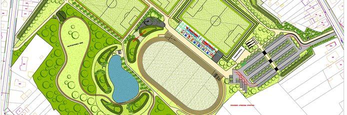 Ontwerp Sportpark Molenkouter