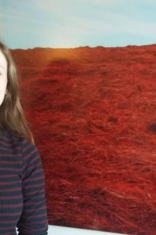 Kunstenaar Anne Nobels genomineerd voor Kunstschouw Award