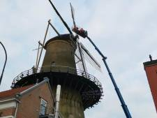 Reddingsactie voor laatste Dordtse molen moet ruim een ton opleveren