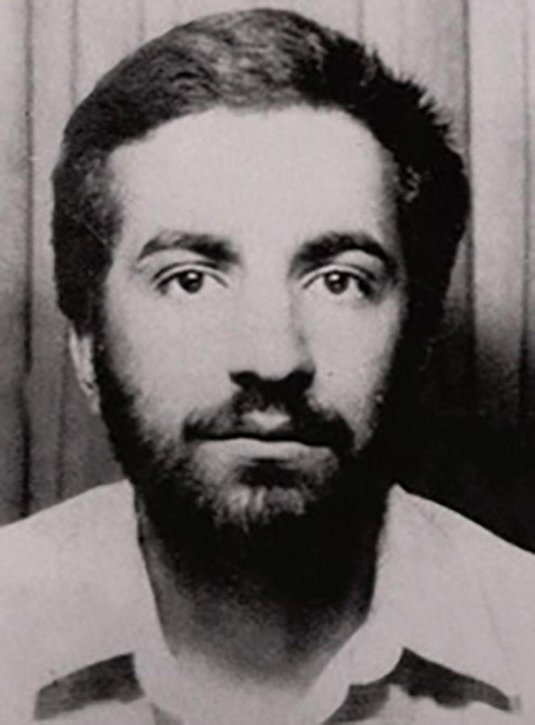 Mohammad Reza Kolahi werd geliquideerd in Almere Beeld .