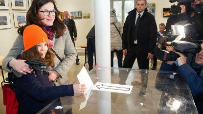 Partijgenote met 82 procent verkozen als opvolger vermoorde burgemeester Gdansk