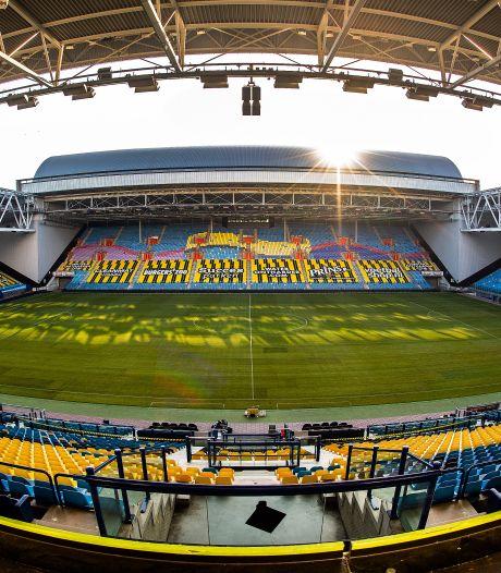 Twee keer winnen en Vitesse heeft de nieuwe grasmat in GelreDome alweer terugverdiend