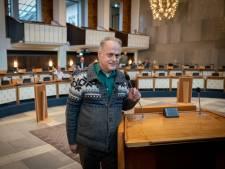 Vriendelijke opperguerrilla van Ressen wil al veertien jaar geluidsschermen