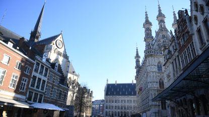 75% van de Leuvenaars steunt het toeristisch beleid van de stad