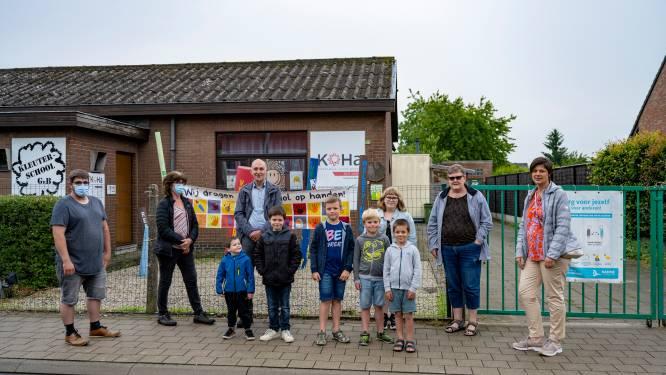 Groene Boomgaard met sluiting bedreigd door te kort aan leerlingen: ouders willen school redden
