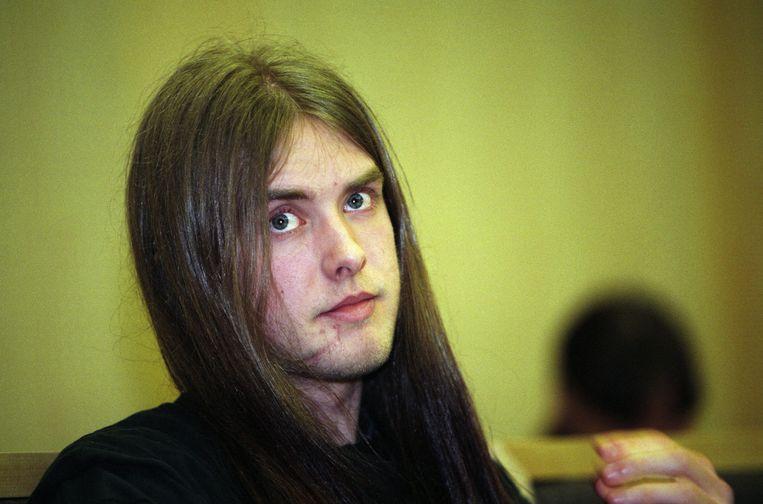 Kristian Vikernes, aka Varg Beeld AFP