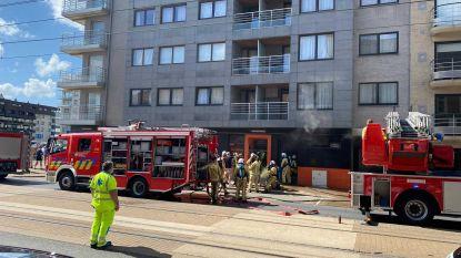 """Keuken van restaurant Peper en Zout brandt volledig uit: """"Dit is een ramp zo vlak na de coronacrisis"""""""