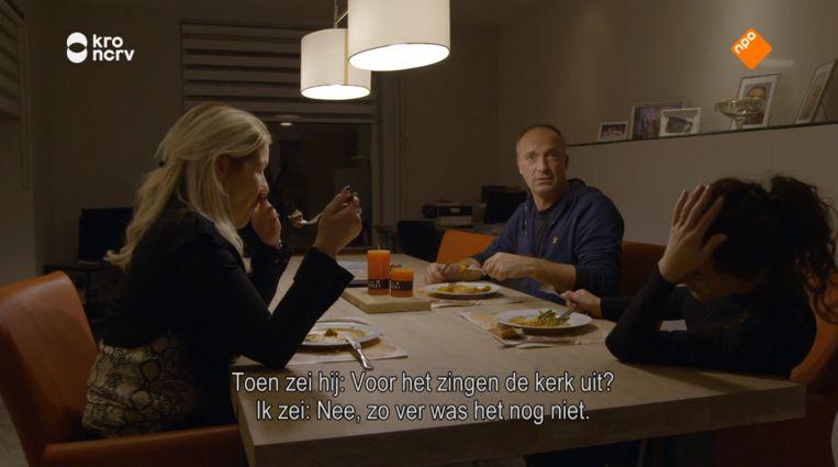 Boer Geert in Boer zoekt vrouw. Beeld KRO-NCRV