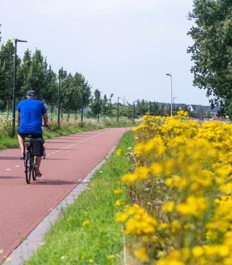 Veel lof over nieuwe fietssnelweg bij Wierden: 'Echt gaaf, met prachtige natuur'