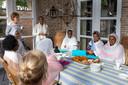 De Belles Amies proberen Eritrese vrouwen meer bij de Nederlandse samenleving te betrekken.