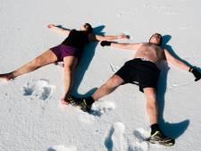 Ice4Life Challenge: In zwempak afzien in de vrieskou