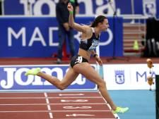 Nadine Visser maakt grote indruk met nationaal record op 60 meter horden