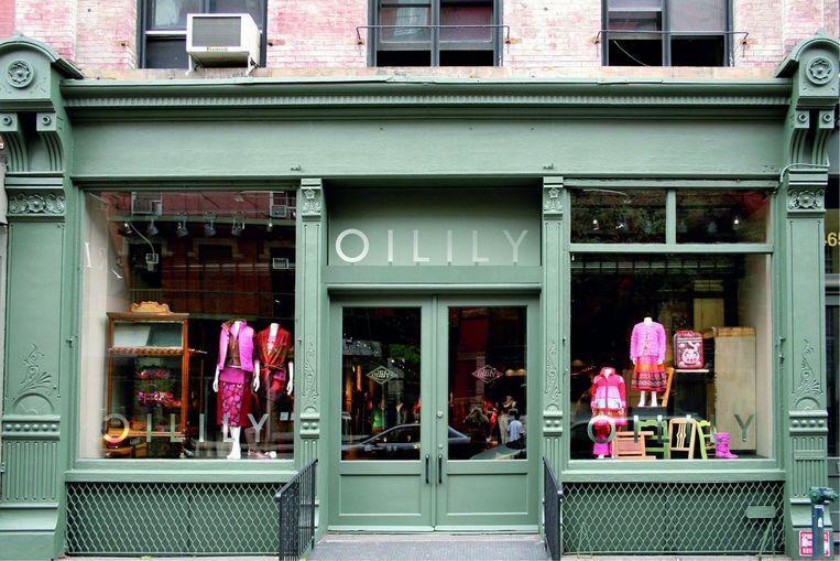Oilily heeft moeilijke jaren achter de rug. Het bedrijf speelde in de jaren negentig te laat in op de veranderde smaak. Foto GPD Beeld