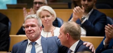 SGP'er Dijkgraaf vertrekt uit de Tweede Kamer om huwelijk te redden
