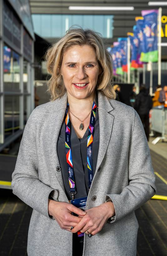 Jolanda Jansen is directeur Rotterdam Ahoy