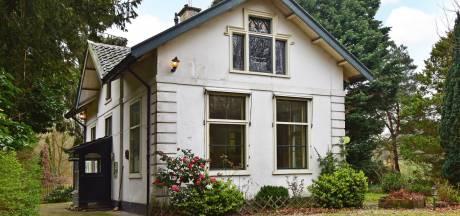 Huisje op koninklijk landgoed De Horsten voor 2,8 ton verkocht