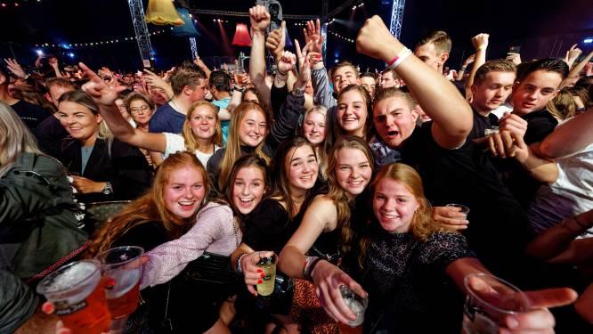 Een feestje als vanouds bij uitgesteld Mega Piraten Festijn in het Maaskantje