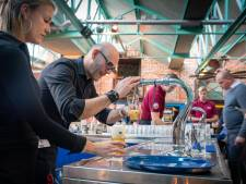 Eva Vulperhorst namens Arnhemse biertappers naar NK in Amsterdam