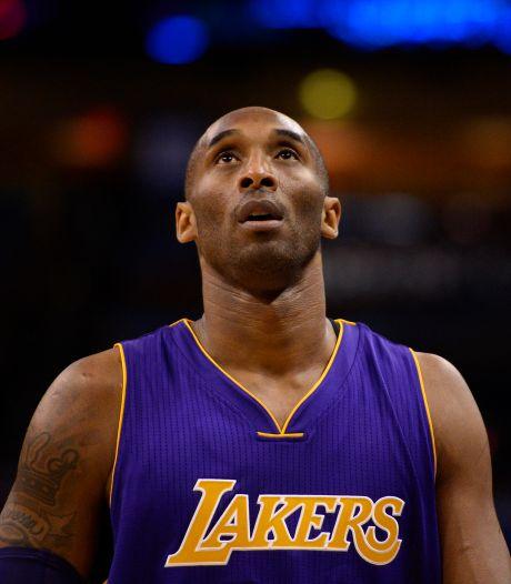 Un maillot de Kobe Bryant vendu pour un montant record de 3 millions d'euros
