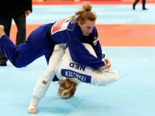 Franssen verslaat Vermeer en pakt brons op WK judo