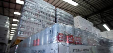 Les dépôts et les brasseries belges d'AB InBev en grève