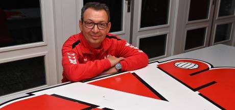 Zoran Gulev blijft coach van vijfdeklasser SVS uit Stevensbeek