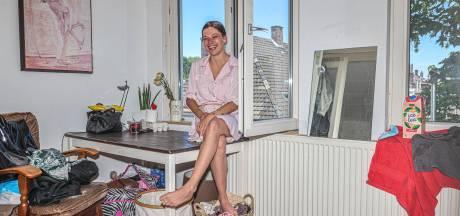 Hittestress op de zolder van het studentenhuis: 'Niet te druk maken, daar wordt het echt niet koeler van'