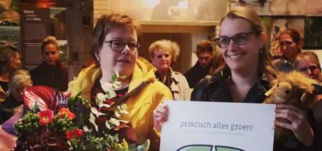 Geffen pakt hoofdprijs van 15.000 euro voor groen park naast sporthal De Geer