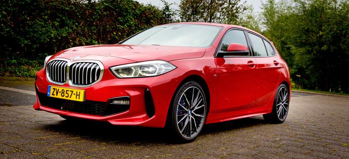 De nieuwe BMW 1 Serie is de best rijdende auto in zijn klasse.