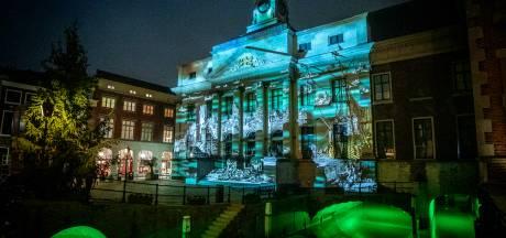 Dordrecht zet lichtprojecties Dwaalspoor weer aan