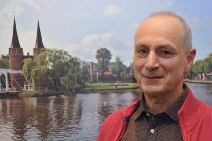 Harry van Adrichem.