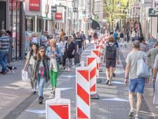 Minder ruimte voor fietsers in binnenstad Zwolle; wel meer stallingen