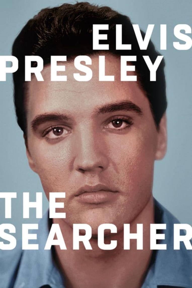 Filmposter Elvis Presley - The Searcher Beeld