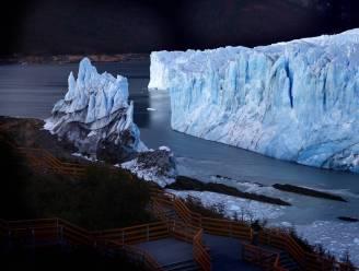 Enorme ijsmassa Perito Moreno-gletsjer afgebroken in Argentinië