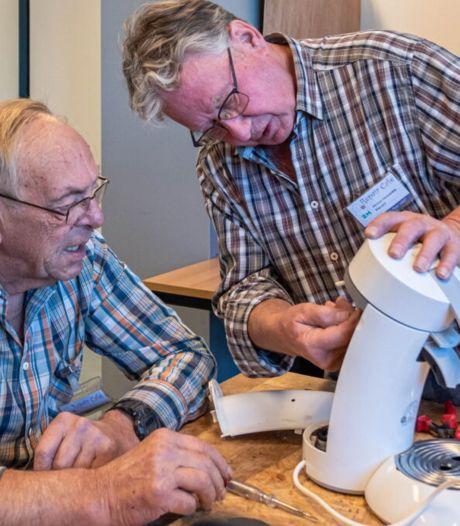 Repair Café Oud-Beijerland met spoed op zoek naar nieuwe locatie: 'De bezoekers zijn de grote verliezers'