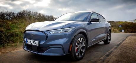 Love it or hate it: de gewaagde Mach-E is een Ford Mustang 'nieuwe stijl'