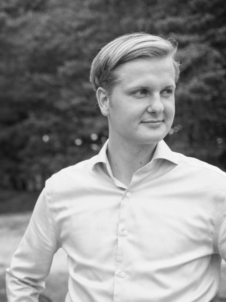 Rob Hofland, Duoraadslid zorg  D66 Amsterdam. Beeld