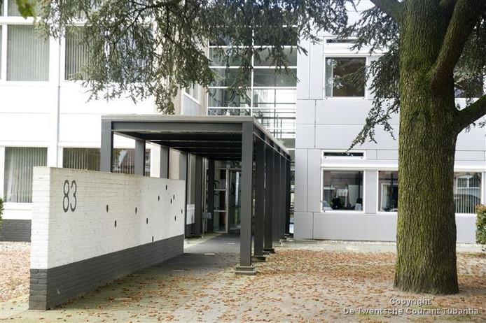 Het hoofdkantoor van Cogas