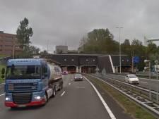 Drechttunnel is dagelijks één tot twee keer dicht
