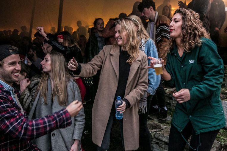 Nederland , Amsterdam , Het Rijk van de Keyzer.04032017.04 maart 2017. weekendbeeld Zeezout bij Het Rijk van de Keyzer                                                                                         Foto and copyright Amaury Miller Beeld Amaury Miller
