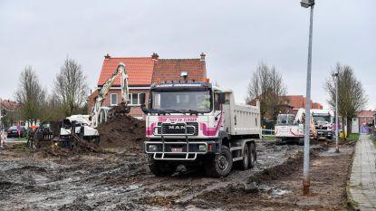 Pleintje Oostkouterwijk wordt heringericht