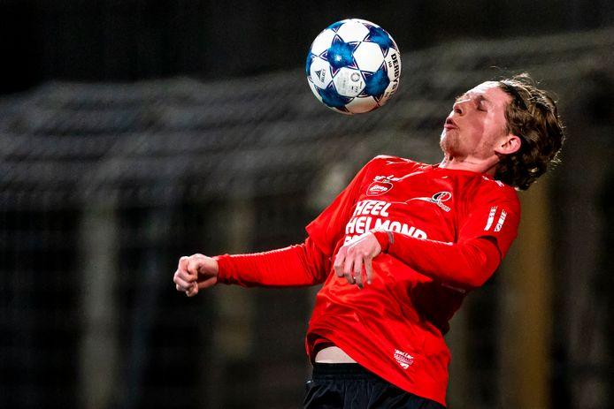 Arno Van Keilegom speelde nog in de opleiding van RSC Anderlecht met een aantal gerenommeerde namen, maar redde het daar uiteindelijk niet.